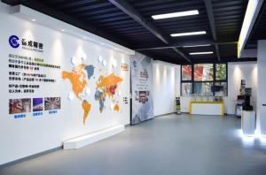 洛阳亚搏网安卓版下载机加车间提升及产品展厅建设主体竣工
